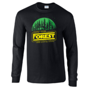 May The Forest Be With You